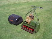 Classic Lawnmowers Rebuilt And Guaranteed