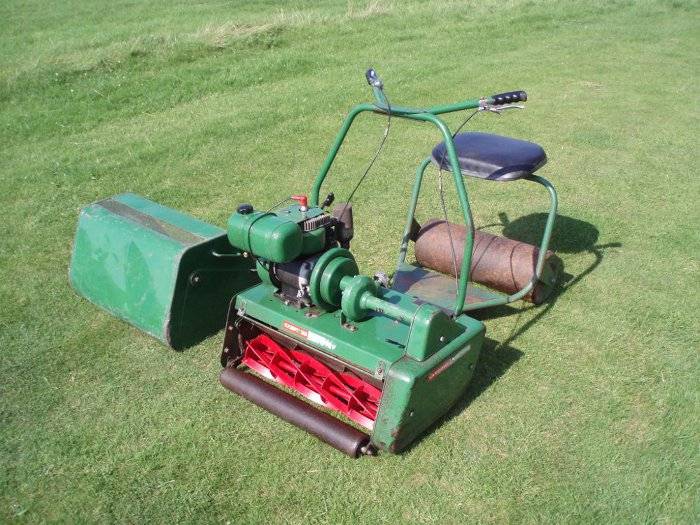Cricket Clubs - we can restore your Old Mowers